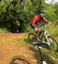 Test Ride Collosus Series