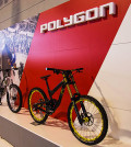 Polygon's Booth Eurobike 2014